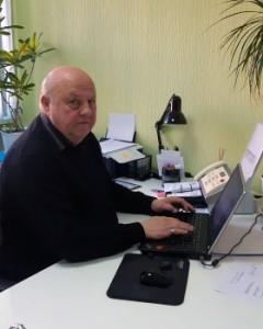 Direktorius Antanas Krivickas